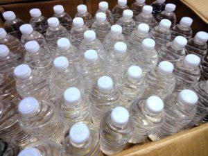 ペットボトル保管場所
